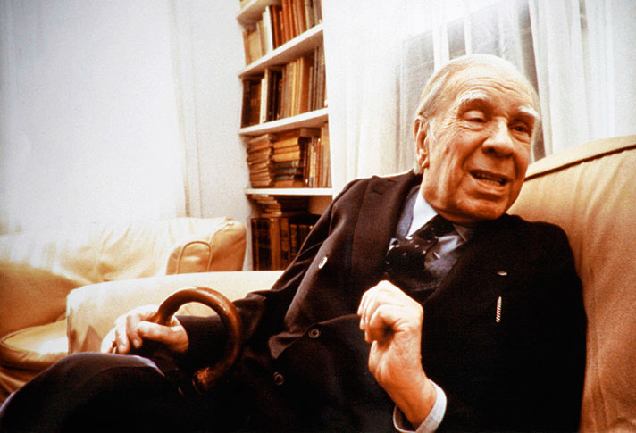 jorge luis borges interview